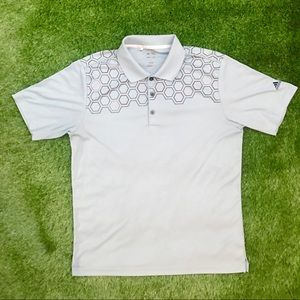 Adidas Men's Athletic Polo Shirt